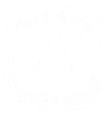 Forest Service Department of Agriculture logo